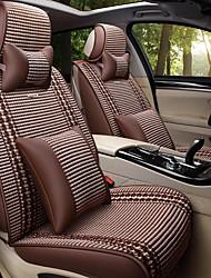 Недорогие -Чехлы на автокресла Подушки для подголовника и талии текстильный Кожа PU Назначение Универсальный Все года Все модели