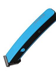 baratos -Kemei Aparador de cabelo for Homens e Mulheres 110-240V Luz de indicador de funcionamento Leve e conveniente