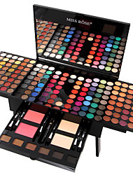 cheap -180 Colors Eyeshadow Palette / Powders / Blush Eye / Lip / Face High Quality Long Lasting Halloween Makeup / Party Makeup / Cateye Makeup Daily Makeup Cosmetic / Matte / Shimmer