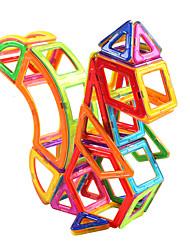 Недорогие -Магнитный конструктор Магнитные плитки 331 pcs Yuna Архитектура Мальчики Девочки Игрушки Подарок