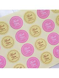 baratos -Outros Etiquetas, Etiquetas e tags - 24 Circular Autocolantes Todas as Estações