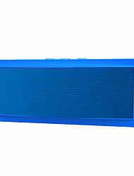 cheap -T18 Bluetooth Speaker 3.0 3.5mm AUX Bookshelf Speaker Black Dark Blue Red
