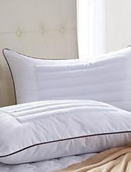 Недорогие -удобный - Высшее качество Подушка с натуральным латексным наполнителем Полиэфир Полипропилен удобный