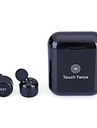 cheap -XT3 Bluetooth Headsets Bluetooth 4.2 Headphones Dynamic ABS Resin Driving Earphone Mini / with Microphone Headset