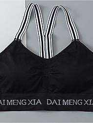 preiswerte -Damen Sexy BH Drahtlos Komplett bedeckend - Solide
