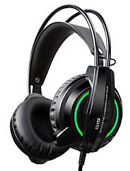 povoljno -S1 Bluetooth slušalice Traka za kosu Žičano Slušalice Dinamičan Kamen Igranje Slušalica S kontrolom glasnoće S mikrofonom Slušalice
