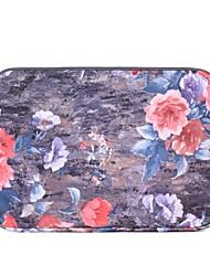 """Недорогие -текстильный Цветы / Мода Рукава 13 """"Ноутбук"""