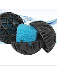 baratos -Aquários Aquário Decoração Prova-de-Água / Mini / Fácil de Instalar Plásticos 0 V V Plásticos