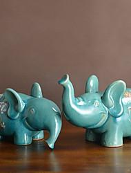 Недорогие -2pcs Керамика МодернforУкрашение дома, Подарки