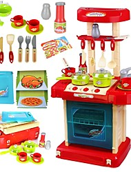 cheap -Toy Kitchens & Play Food Toy Family Parent-Child Interaction Exquisite Plastic Shell Girls' Kid's Gift