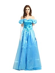 cheap -Cinderella Outfits Men's Women's All Halloween Carnival Day of the Dead April Fool's Day Masquerade Valentine's Day Birthday New Year