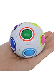 Недорогие -Кубик рубик 骐骏(KYLINSPORT) Football rubik's cube Магический шар 6*6*6 Спидкуб Кубики-головоломки головоломка Куб Футбол Цвета меняются