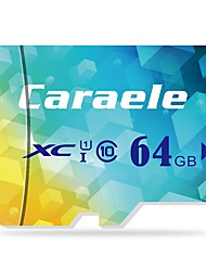 abordables -Caraele 64Go TF carte Micro SD Card carte mémoire Class10 CA-1