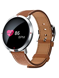 cheap -Smartwatch A12 for iOS / Android 5.1 Bluetooth / Calories Burned / Pedometers Pulse Tracker / Pedometer / Activity Tracker / Alarm Clock