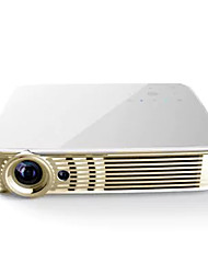 cheap -i5 DLP Mini Projector LED Projector 500 lm Android 5.1 Support 1080P (1920x1080) 40-300 inch Screen / WXGA (1280x800)