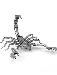 cheap -3D Puzzles Metal Puzzles Creative Focus Toy Hand-made Metal Animals Standing Style Toy Girls' Boys' Gift