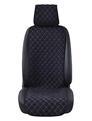 cheap -AUTOYOUTH Car Seat Cushions Headrests Seat Cushions Red Beige Dark Blue Coffee Polyester Polyester Fabric Cotton Business Common for