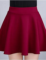 preiswerte -Damen Niedlich Stifte Röcke - Solide