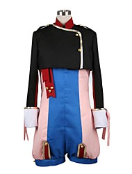 cheap -Inspired by Macross Frontier Cosplay Anime Cosplay Costumes Cosplay Suits Other Long Sleeves Coat Pants More Accessories For Men's Women's