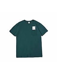 muška poslovna pamučna majica - pismo