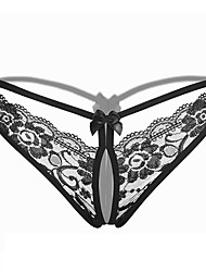abordables -Femme Sexy Sous-vêtements Ultra Sexy - Dentelle, Jacquard