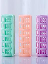 Недорогие -Инструмент для волос Резина Наборы аксессуаров Гребень 4pcs Розовый Фиолетовый Зеленый