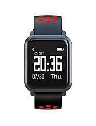 cheap -Smartwatch Android 4.4 / iOS Heart Rate Monitor / Calories Burned / Message Reminder Pedometer / Sleep Tracker / Find My Device / 250-300