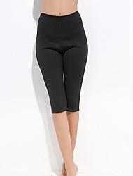 baratos -calças de yoga Shorts Treinador Vestível Fitness strenchy Moda Esportiva Unisexo Ioga Pilates Exercício e Atividade Física