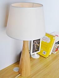 baratos -Tradicional/Clássico Decorativa Luminária de Mesa Para Madeira/Bambu 220-240V