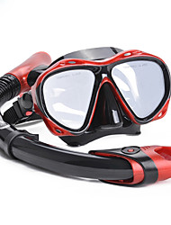 cheap -Diving Packages Snorkeling Packages Anti-Fog Swimming Diving Silicon Rubber