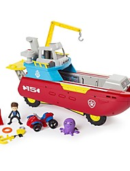 cheap -Nickelodeon Paw Patrol - Sea Patrol – Sea Patroller Transforming Vehicle with Lights and Sounds
