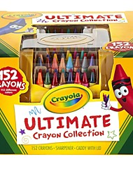 cheap -Color Pens Art & Drawing Toy Toys Cylindrical Family Painting Parent-Child Interaction Exquisite 152 Pieces