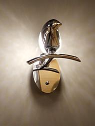 baratos -ZHISHU Estilo Mini Simples / Moderno / Contemporâneo Luminárias de parede Sala de Estar / Quarto / Sala de Jantar Metal Luz de parede