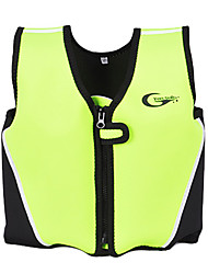 cheap -YON SUB Life Jacket Protective Polyester Swimming / Diving / Snorkeling Top for Kids