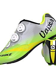 cheap -BOODUN/SIDEBIKE® Sneakers Road Bike Shoes With Pedal & Cleats Unisex Cushioning Outdoor Road Bike Cycling