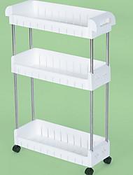 Недорогие -1 комплект Коробки для хранения ПП (полипропилен) Аксессуар для хранения Кухонная организация