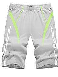 cheap -Men's Loose Sweatpants Pants - Solid Colored Mesh / Sports