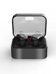 Недорогие -Bluetooth 4.2 Наушники Плоский магнитный пластик Мобильный телефон наушник наушники