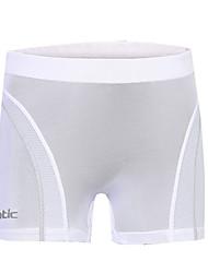 Недорогие -SANTIC Велотрусы Жен. Велоспорт Трусы-шорты Одежда для велоспорта Мягкость Воздухопроницаемость Однотонный Шоссейные велосипеды