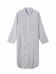 cheap -Women's Chemises & Gowns Pajamas - Lace, Striped