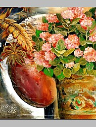 cheap -Oil Painting Hand Painted - Still Life Vintage Canvas