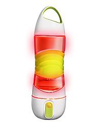 economico -Fosforescente Anti-scivolo / BPA / Luce d'emergenza Silicone / Plastica Esterno per Bicicletta / Viaggi / Corsa Verde / Rosa / Grigio