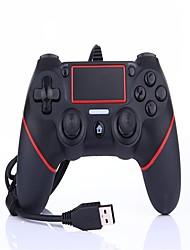Недорогие -Проводное Кабель Назначение PS4 Prop PS4 Тонкий PS4 Вибрация Кабель ABS 1pcs Ед. изм 220cm USB 2.0
