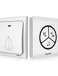 cheap -G1 Wireless One to One Doorbell Ding dong Music Sound adjustable Surface Mounted Doorbell