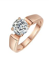 preiswerte -Damen Bandring - Böhmische / Elegant Gold / Silber Ring Für Hochzeit / Geschenk
