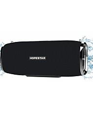 abordables -HOPESTAR A6 Speaker Bluetooth Bluetooth 4.2 Micro USB Enceinte Extérieure Noir Bleu de minuit Rouge
