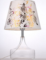 cheap -Crystal Adjustable Decorative Table Lamp For Metal 220-240V
