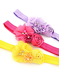 cheap -Headbands Hair Accessories Grosgrain Wigs Accessories Kid's 8pcs pcs 4-8inch cm Party Daily Classic Jewelry For Children