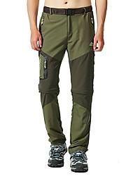 economico -Per uomo Pantaloni da escursione Esterno Asciugatura rapida, Traspirabilità, Traspirante Pantalone / Sovrapantaloni / Pantaloni