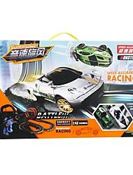 cheap -SKMEI Track Rail Car Toys Train Car Plastics Pieces